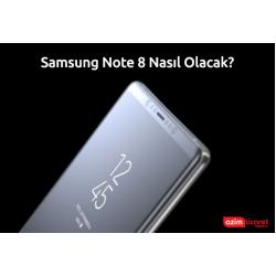 Note 8 Görüntüleri Ortaya Çıktı